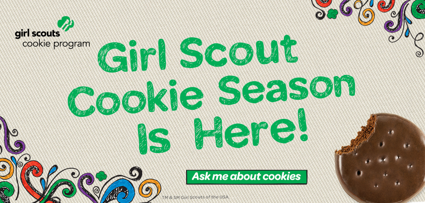Graphics For Girl Scout Cookie Graphics | www.graphicsbuzz.com